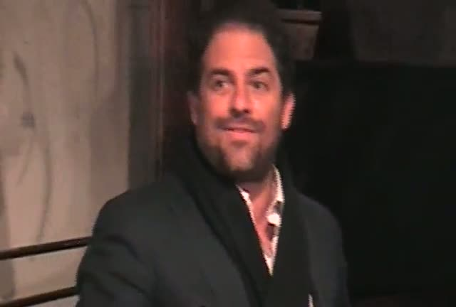 Brett Ratner Dines At Madeos Restaurant In Hollywood
