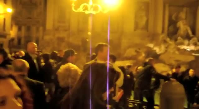 Guy Ritchie Goes Sightseeing In Rome