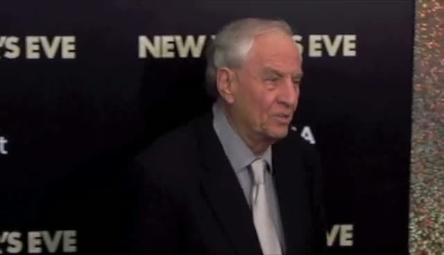Garry Marshall Joins Cast For New Year's Eve Premiere - New Year's Eve New York Premiere Arrivals Part 1