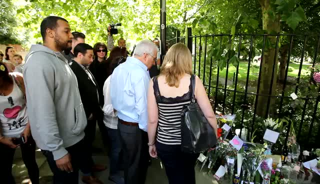 Amy Winehouse's Parents Arrive At Singer's House Following Her Tragic Death
