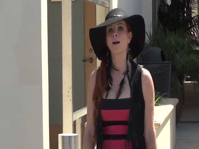 Phoebe Price chats about her new projects including her hat business