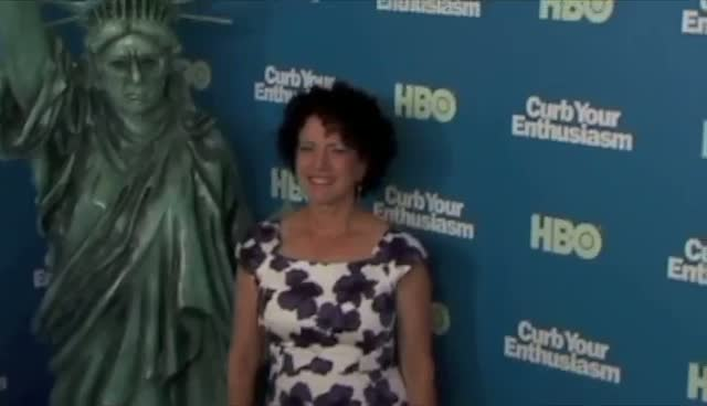 Screening Of The New Season Of The 'Curb Your Enthusiasm' - Arrivals - Part 1