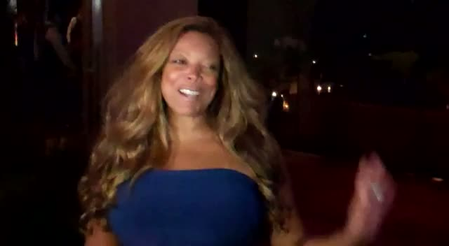 Wendy Williams leaving Boa Steakhouse