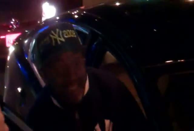 Spike Lee leaving BOA steakhouse