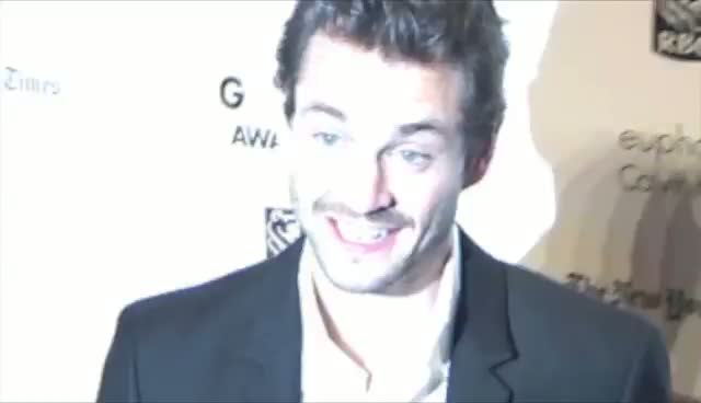 Hugh Dancy's Martha Marcy May Marlene Overlooked At Awards Ceremony - Gotham Independent Film Awards Part 3