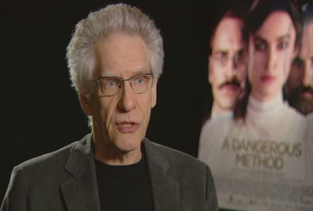 David Cronenberg: Michael Fassbender Did Not Spank Keira Knightley
