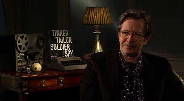 Gary Oldman Remembers Inaccurate De Niro Story