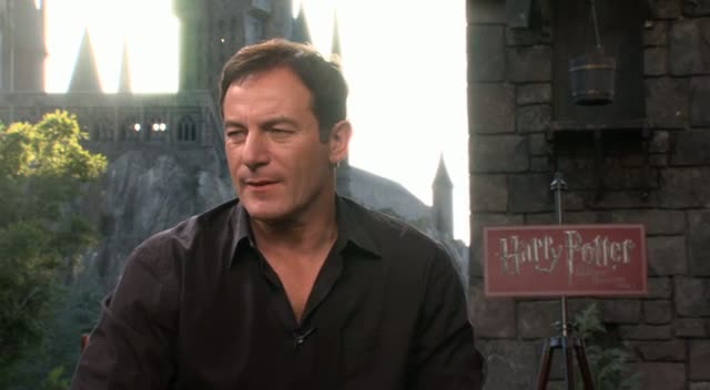 Jason Isaacs Won't Miss Smelly Fans