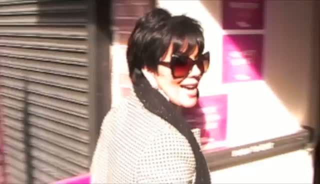 Kris Jenner Leaves Wendy Williams' Interview To Head For Book Signing
