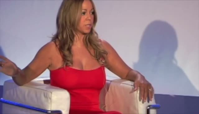 Mariah Carey Is Announced As The New Brand Ambassador For Jenny Craig's New Weight Loss Program 'Jenny' - Press Conference Held At The Four Seasons Hotel - Part 3