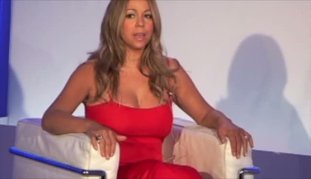 Mariah Carey Is Announced As The New Brand Ambassador For Jenny Craig's New Weight Loss Program 'Jenny' - Press Conference Held At The Four Seasons Hotel - Part 6