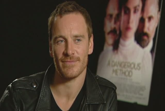 Michael Fassbender Anxious About Spanking Keira Knightley