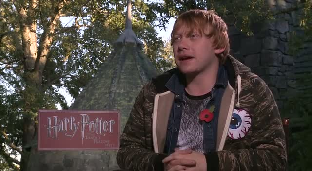 Rupert Grint: 'I Stole Harry Potter Film Prop'