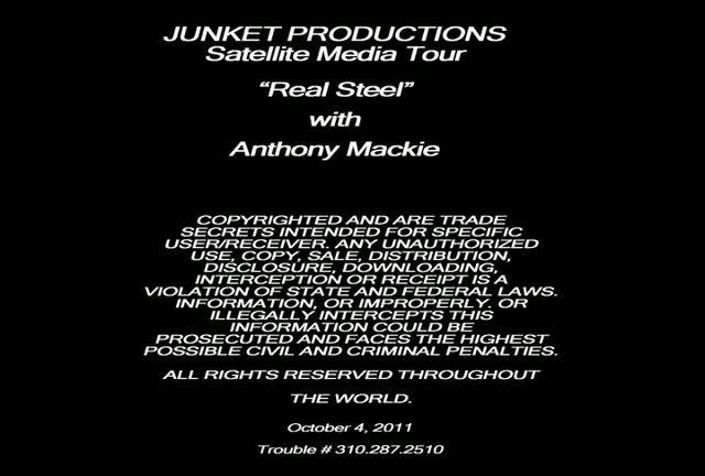 Anthony Mackie Is Starstruck By Sugar Ray Leonard