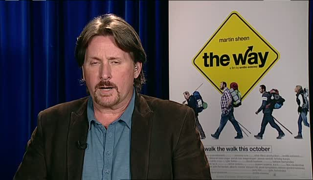 Emilio Estevez: 'Our Stuntman Was Scared Of A Lake'