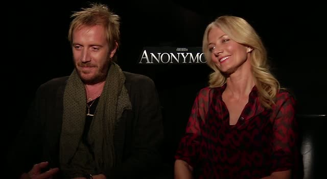 Rhys Ifans' Chance Meeting With Vanessa Redgrave