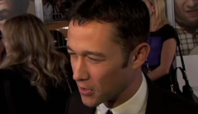Joseph Gordon Levitt - '50 50 Script Felt Real' - 50 50 New York Premiere Arrivals Part 1