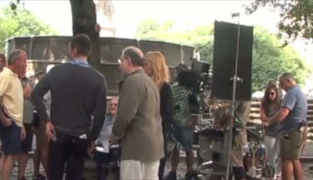 Blake Lively Rehearsing For Gossip Girl  - Gossip Girl Set Part 2