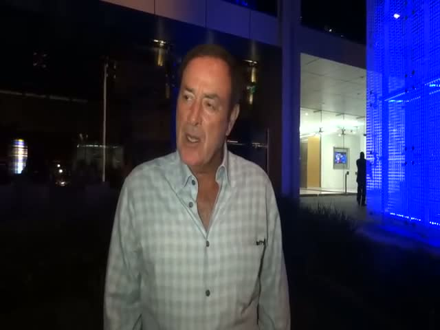 Al Michaels Misses Mary Hart
