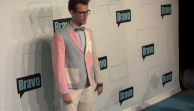 Brad Goreski And Kathy Griffin Among Reality Stars At Bravo Event - Bravo Upfront Red Carpet 2012 Part 3