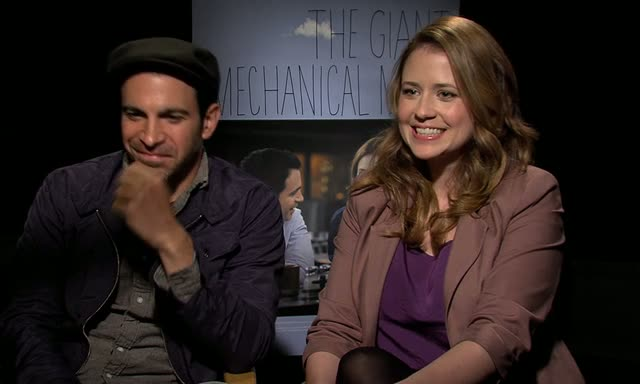 Chris Messina And Jenna Fischer Talk Worst Jobs Ever At Tribeca Film Festival