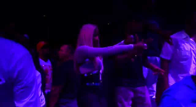 Nicki Minaj Dances The Night Away At Album Launch - Pink Friday: Roman Reloaded Album Launch Part 2