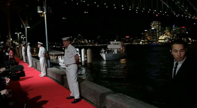 Brooklyn Decker And Taylor Kitch Among Stars At Australian Premier Of Battleship