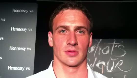 Interviewer Not Convinced That Ryan Lochte Looks Like Matthew McConaughey  - Part 2