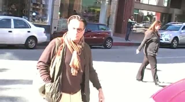 Andy Garcia Snubs Snappers Outside Beverly Hills Doctor's Office