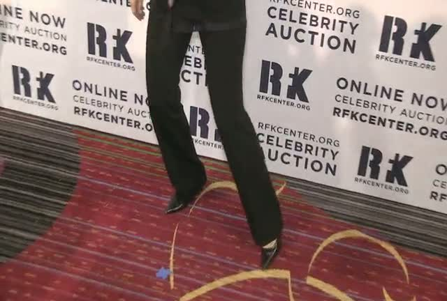 Taylor Swift, Jerry Springer And Robert F. Kennedy Jr. Arrive At The Kennedy's Ripple of Hope Awards Dinner