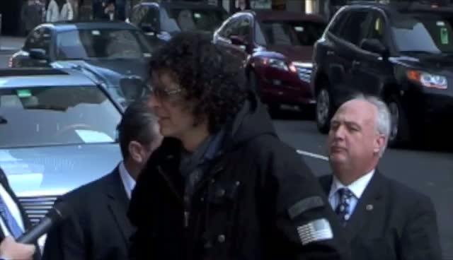 Howard Stern: 'I'm A Letterman Guy'