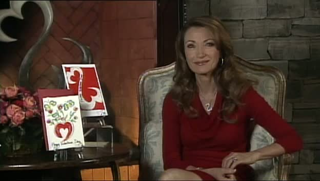 Jane Seymour Discusses Open Heart Foundation