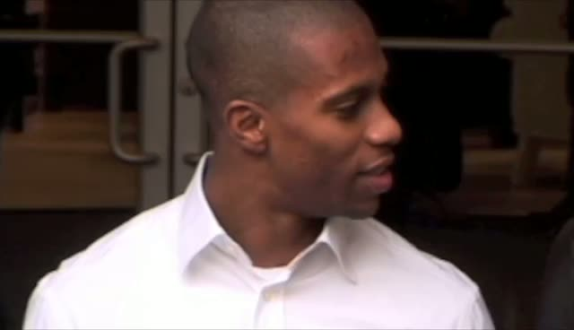 Victor Cruz Opens New York Fashion Week
