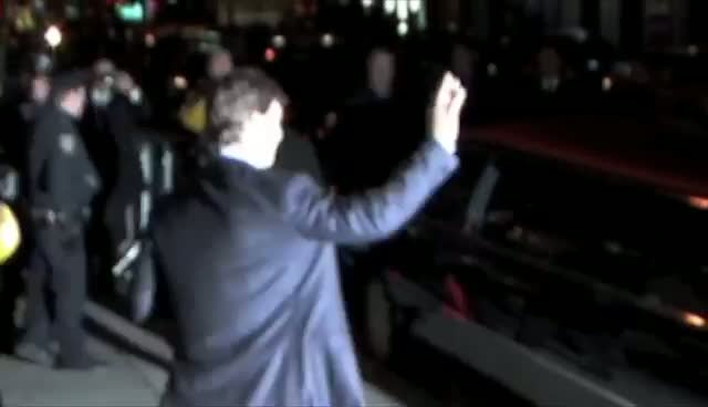 Eli Manning Discusses Super Bowl Win On David Letterman