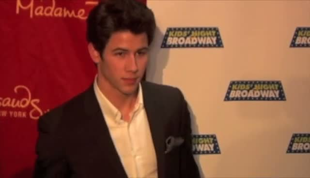 Nick Jonas Attends Kids Night On Broadway