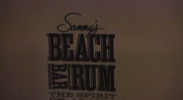 Sammy Hagar Promotes His New Drink In Vegas