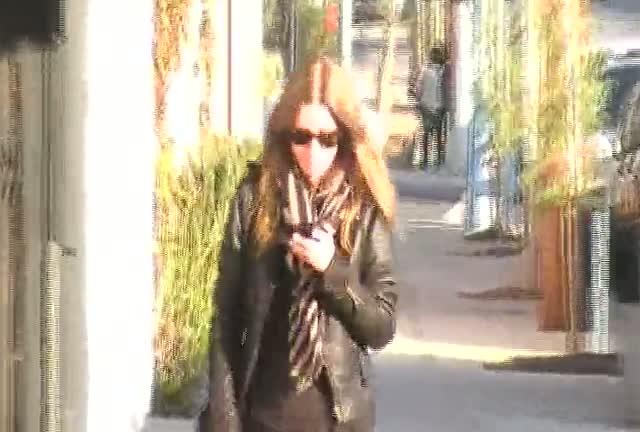 Brandon Davis Illegally Parks Car In West Hollywood