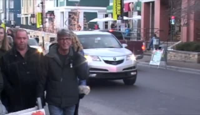 Eric Roberts: 'There Will Be No Sequel To Best Of The Best' - Sundance Festival 2012 Arrivals