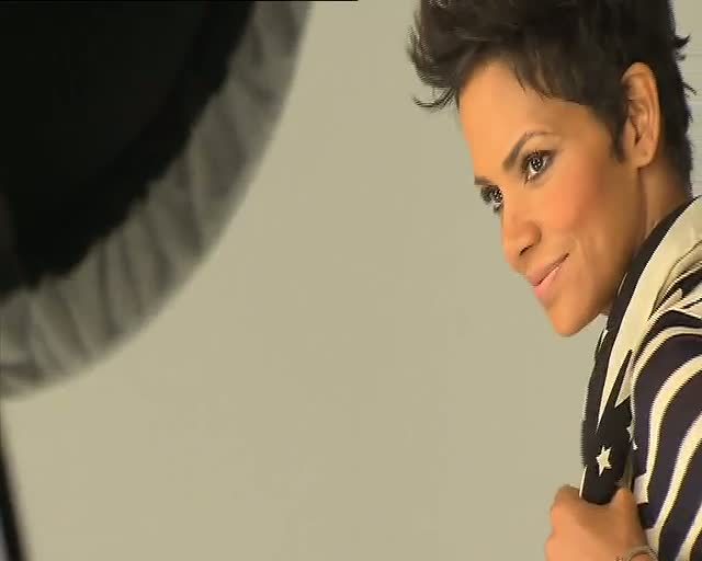 Halle Berry's German Shoe Collection