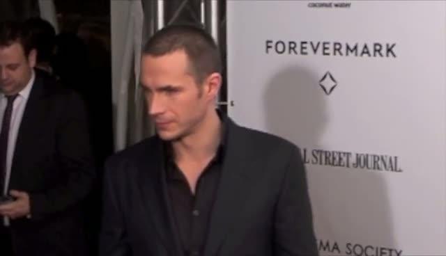 Julia Stiles Attends W.E. Premiere With Boyfriend - W.E. New York Premiere Arrivals Part 1
