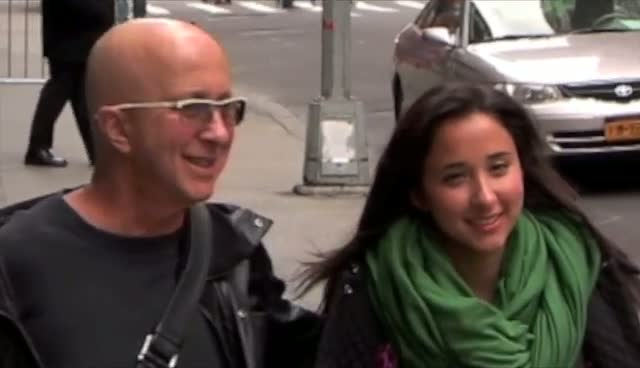 Paul Shaffer Arrives For David Letterman Show
