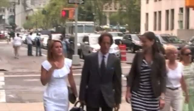 Accused Stalker Genevieve Sabourin At The Hearing For Alec Baldwin Case