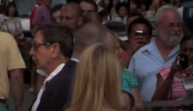 Bryan Cranston Gets Blocked By Publicist From Frustrated Photographers