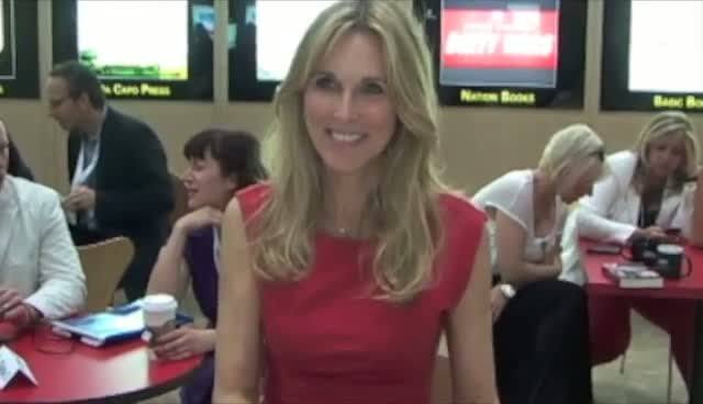 Alana Stewart Shows Off New Book 'Rearview Mirror' At BEA