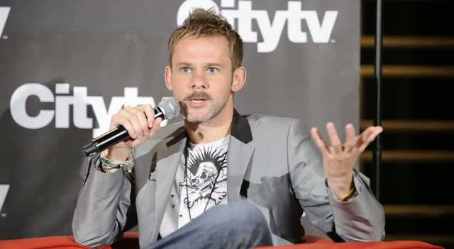 Dominic Monaghan Wants To Inspire Viewers in New Nature Series