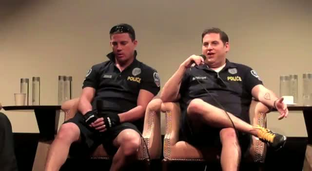 Director Chris Miller: 'The Cool Kids In High School Are Environmentally Conscious' - 21 Jump Street Press Conference Part 3