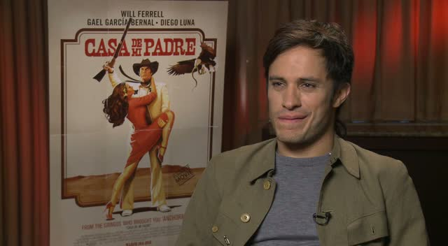 Gael Garcia Bernal: 'Telenovelas Were Not Like A Real Job'