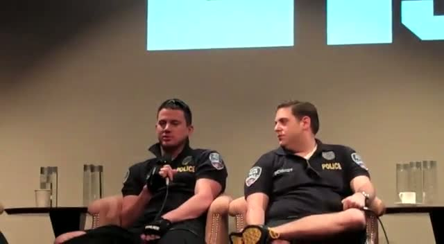 Jonah Hill Never Wants To Remake TV Shows Again - 21 Jump Street Press Conference Part 5