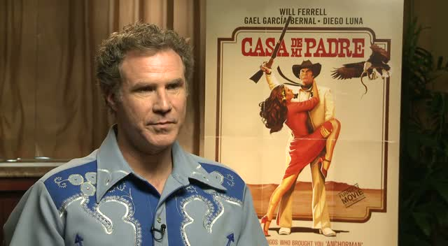 Will Ferrell: 'Sex Scenes Are Technical To Shoot'