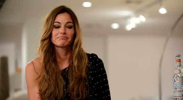 Kelly Bensimon Expresses Her Gratitude To Photographers At Book Signing Part 3
